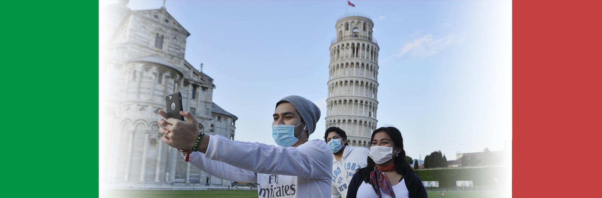Італія переживає епідемію: спільно з креативними індустріями, через лоббі та ко-видання